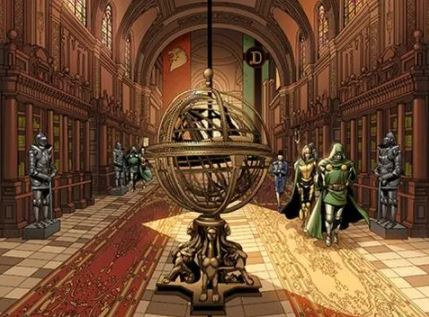 recensione del primo volume di Doom di Cantwell e LArroca, edizioni Panini